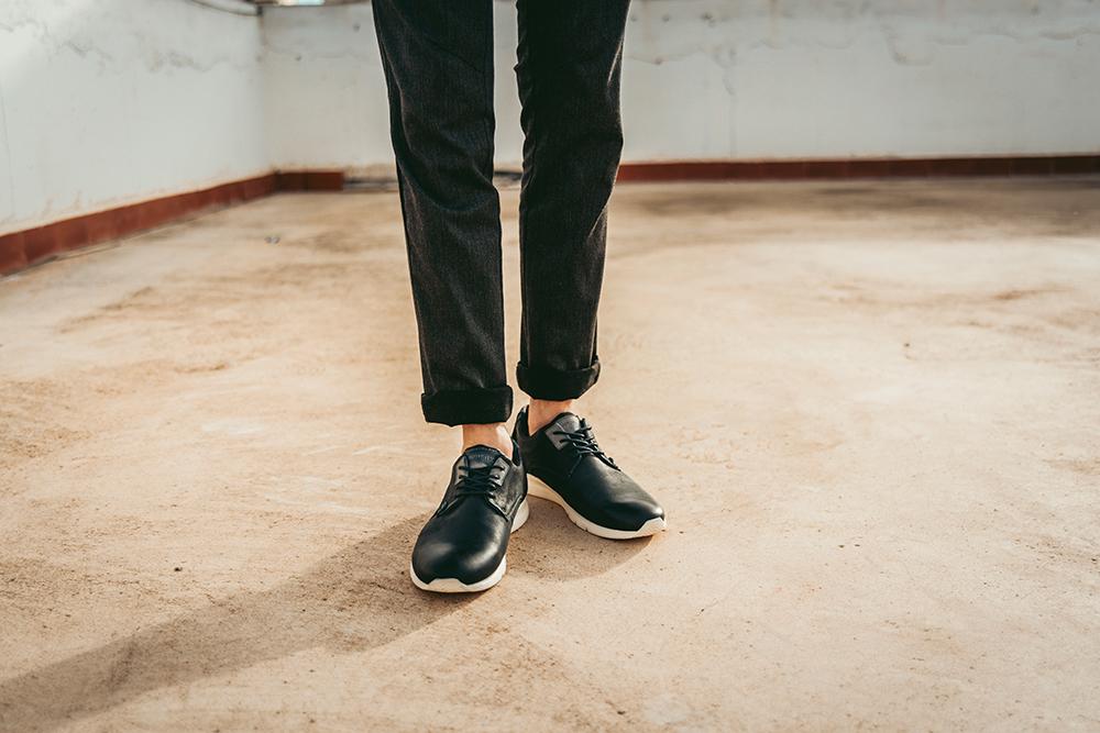 Detalles de los zapatos Lisboa