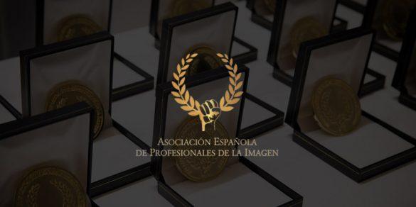 Medalla de oro Paredes Asociación española de profesionales de la imagen